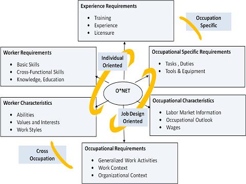 O*NET based model