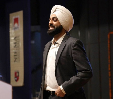 Career Counselor Manmeet Singh Akali